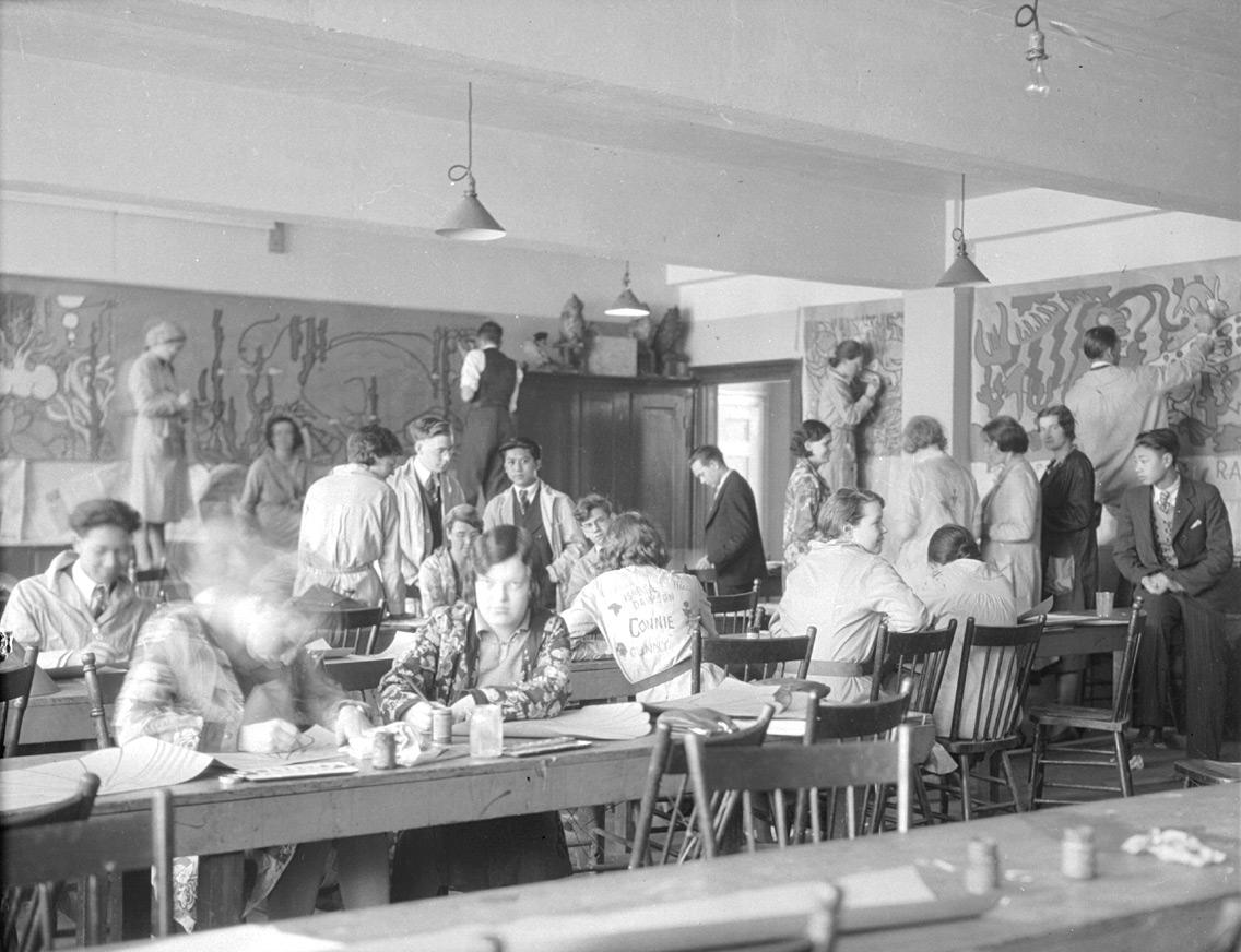 Ontario_College_of_Art_-_1931