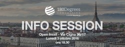 INFO SESSION – 180 Degrees Consulting