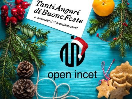 Buone Feste da Open Incet