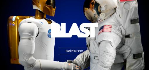 BLAST – Book your 2X1 pass