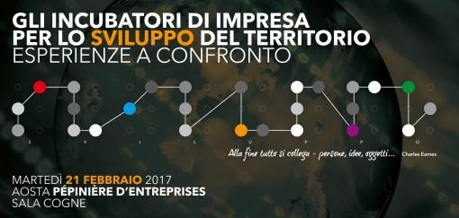 Gli incubatori di impresa per lo sviluppo del territorio, esperienze a confronto