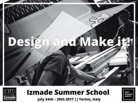 IZMADE International Summer School in Turin (Italy)