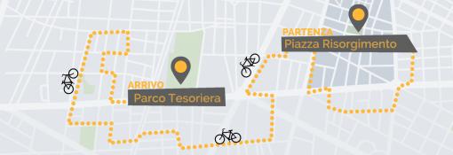 Bike Tour Torino Living Lab #Campidoglio – Giovedì 6 luglio – ore 17.30
