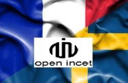 Delegazioni di Malmo e Strasburgo in visita ad Open Incet