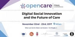 OPENCARE: l'innovazione sociale digitale e il futuro della cura