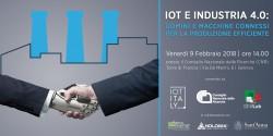 IOT E INDUSTRIA 4.0: uomini e macchine connessi per la produzione efficiente