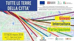 Tutte le terre della città – Giovani Intercultura Partecipazione