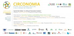 CIRCONOMÌA: Mayors' Summit and Circular Economy